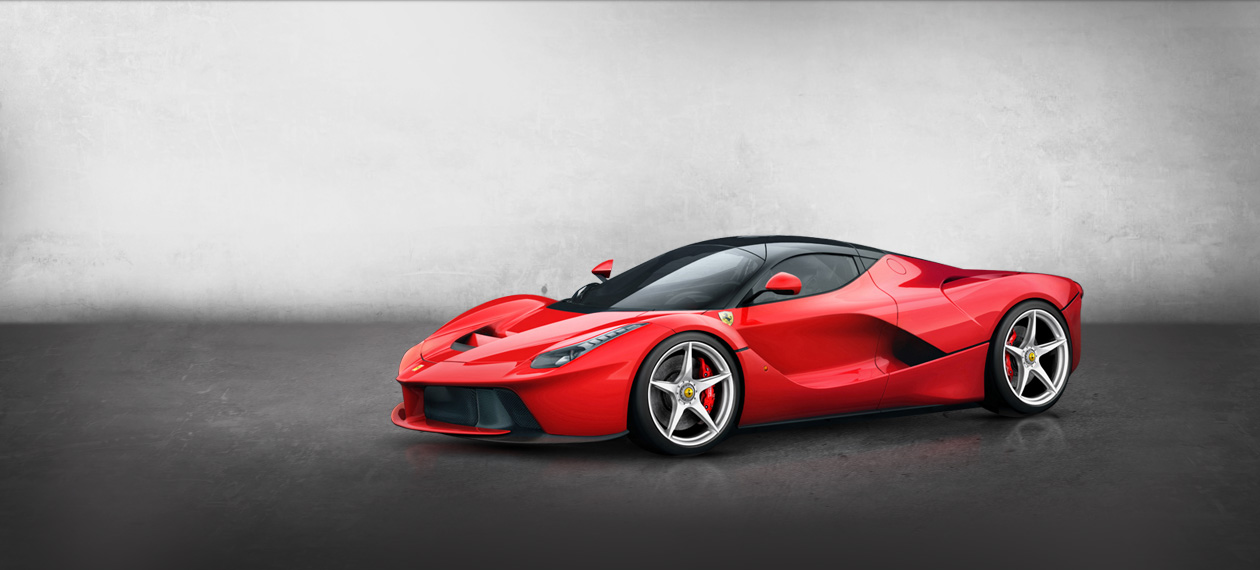 LaFerrari Review