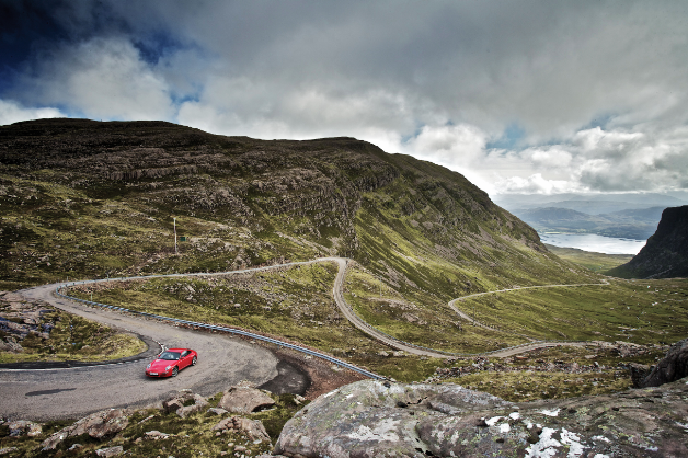 10 Best Driving Roads In North America for 2016